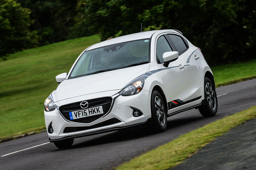 £15,395 Mazda 2 Black Sport Edition