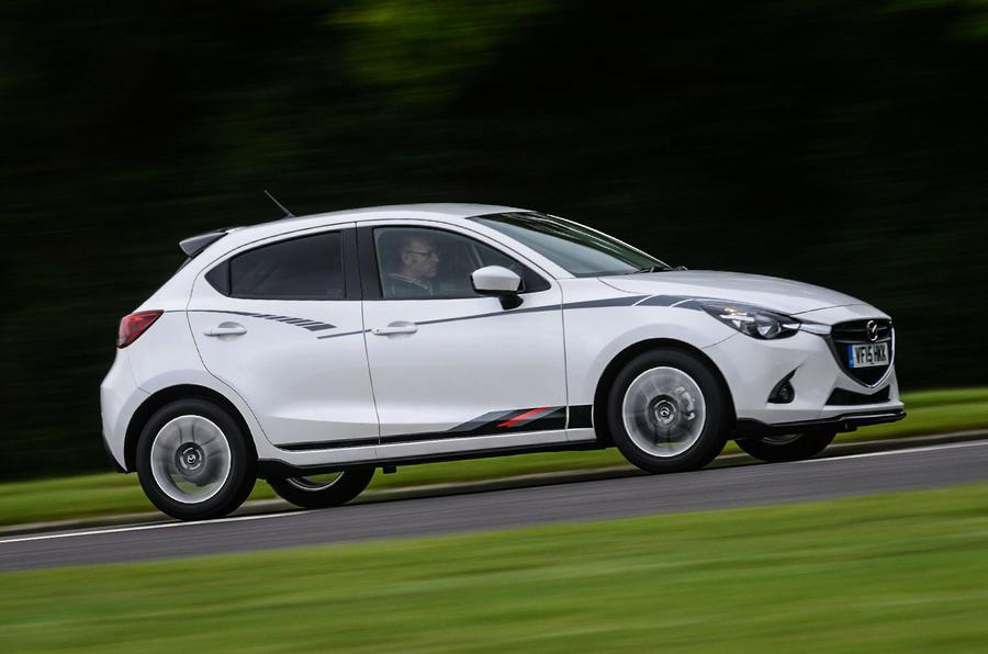 89bhp Mazda 2