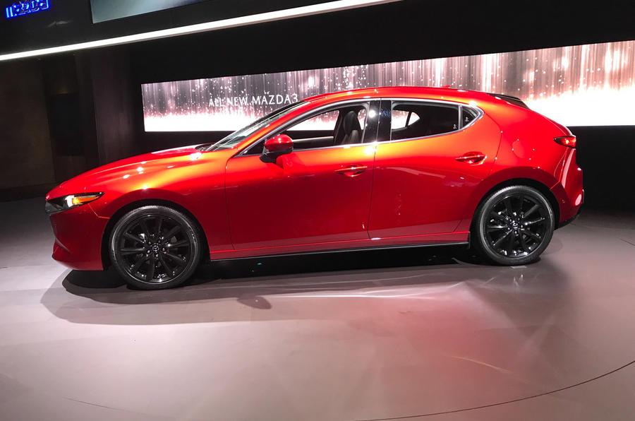 New Mazda 3: UK prices for Skyactiv-X variants announced