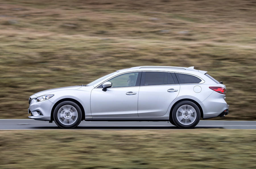 2015 Mazda 6 Tourer 2 2d 150 Se L Uk Review Review Autocar