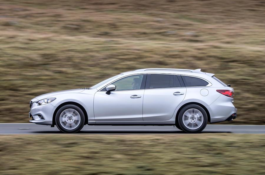 £25,995 Mazda 6 Tourer 2.2D SE-L