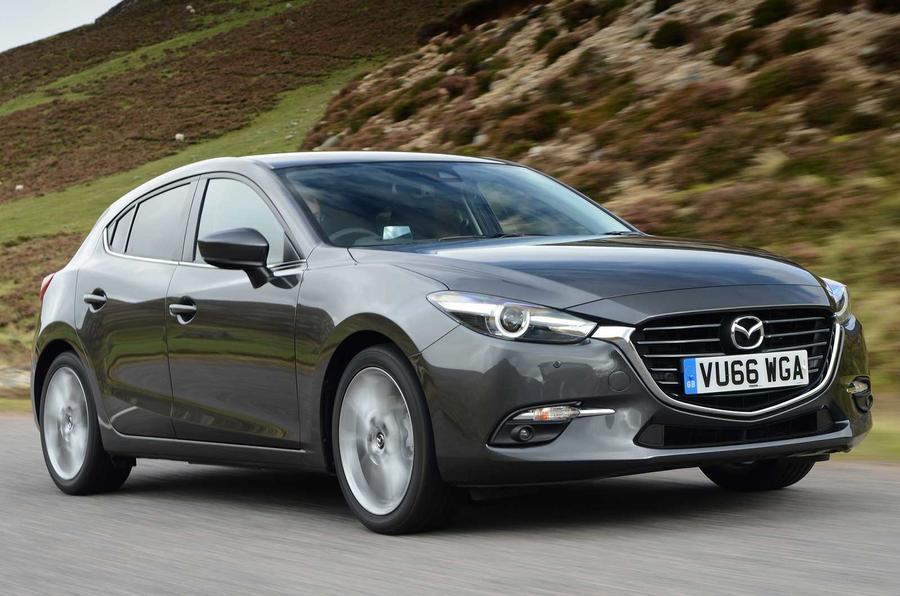 Mazda 3 2.2d 150 Sport Nav