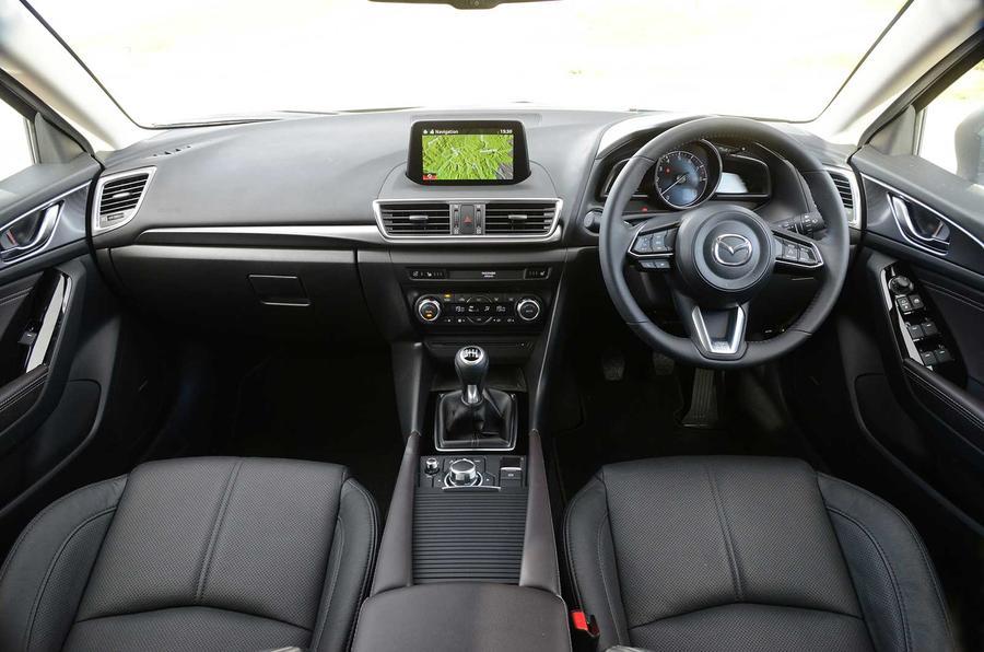2016 Mazda 3 2.2d 150 Sport Nav review review | Autocar