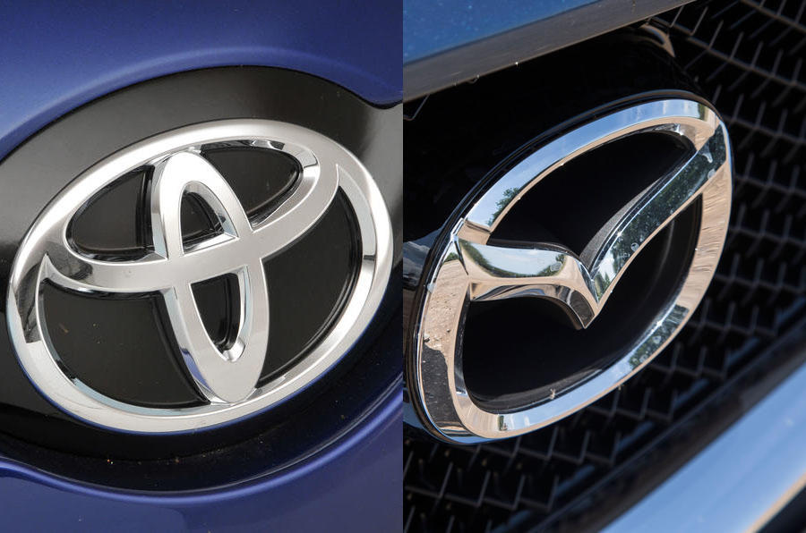 Mazda and Toyota EVs to come from joint venture