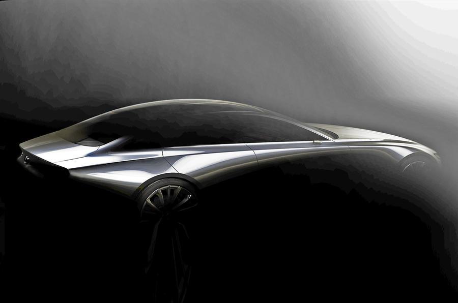 Mazda design vision concept