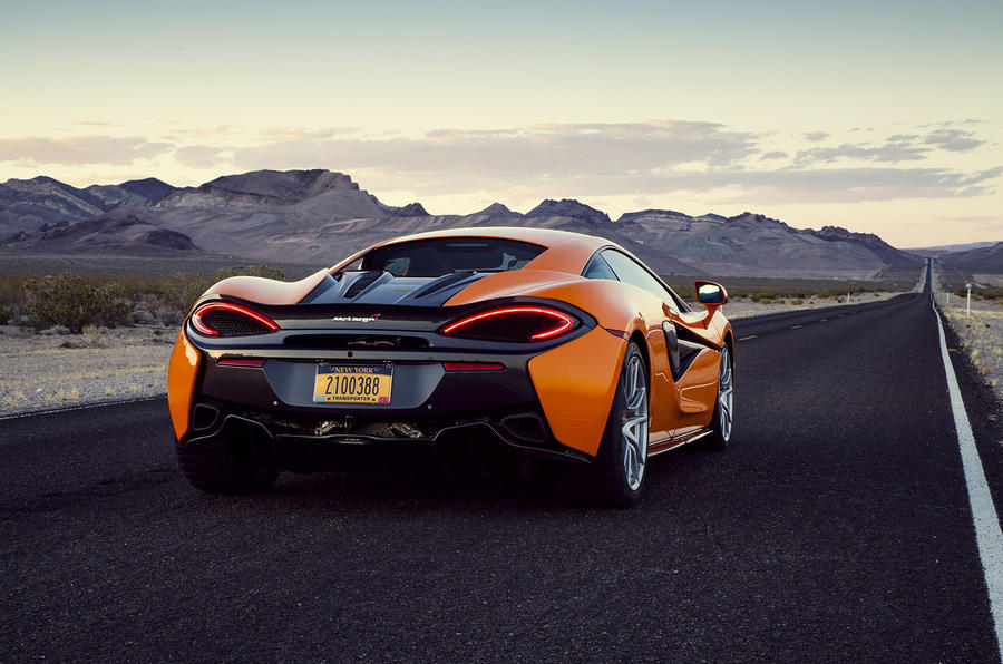 Under The Skin Of The New Mclaren 570s Autocar