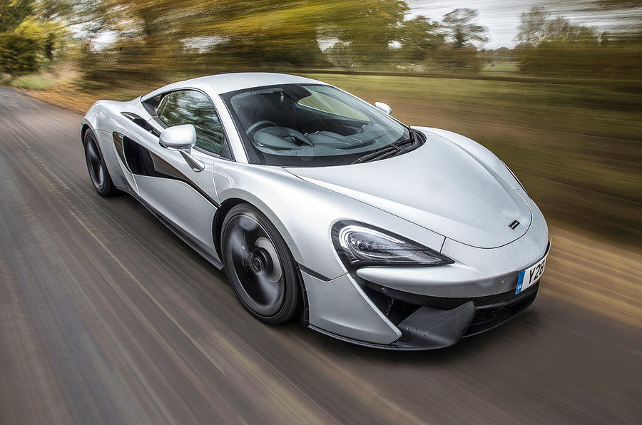 McLaren 540C - The Perfect Daily Supercar?