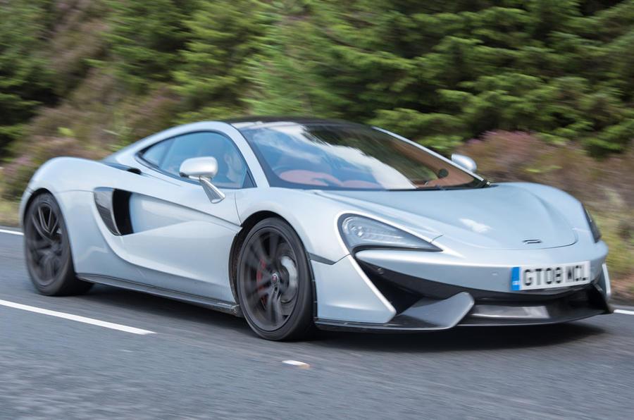 McLaren 570GT Long-term Review