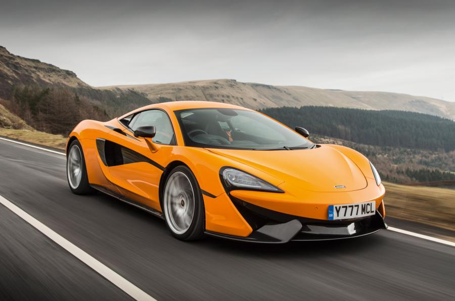 Theres Little Doubt That Mclarens Mid Range Model Is Actually The Car For The Company To Make Its Reputation
