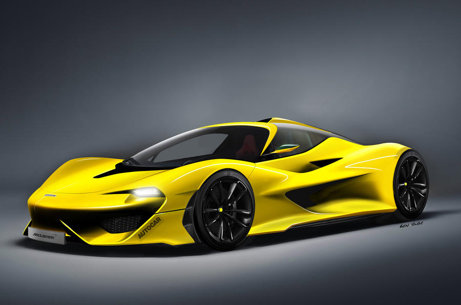 Mclaren Plans 15 New Models In Six Years Autocar