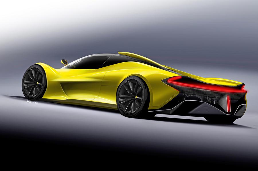 Mclaren F1 To Be Reborn As Hyper Gt Autocar