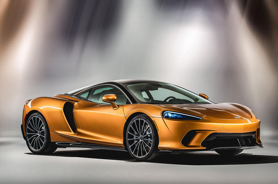 McLaren GT is a 612hp replacement for your private jet