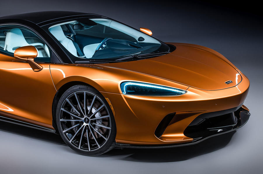 New Mclaren Gt Is Firm S Most Practical Refined Model Yet