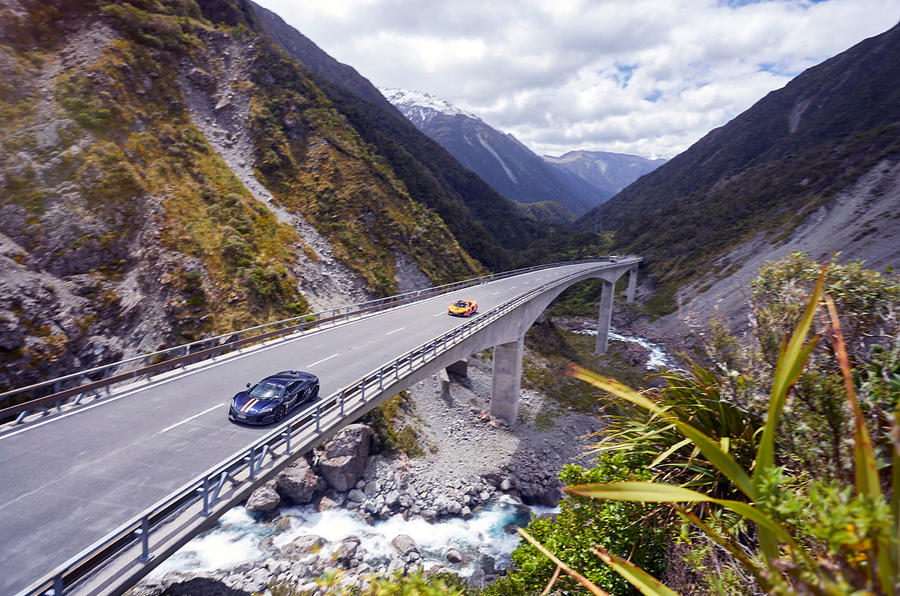 On the trail of Bruce McLaren in New Zealand