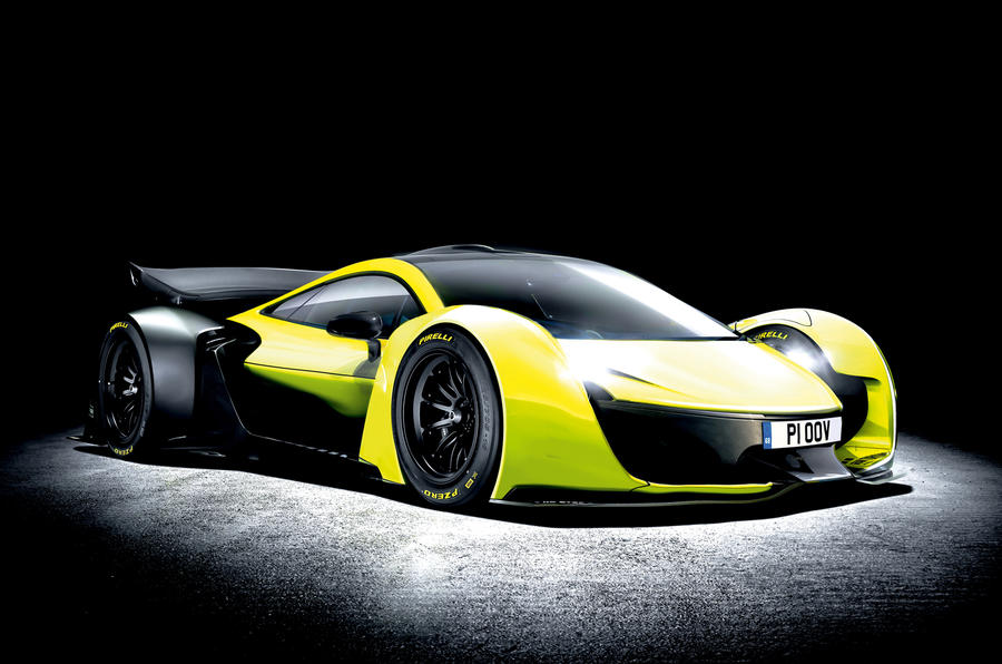 Future Mclaren Could Be All Electric Updated Autocar