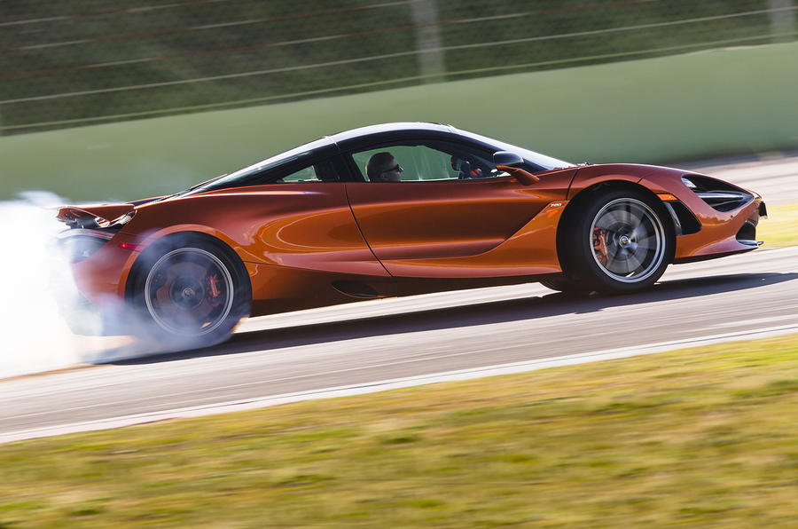 McLaren is in profit for the fourth consecutive year