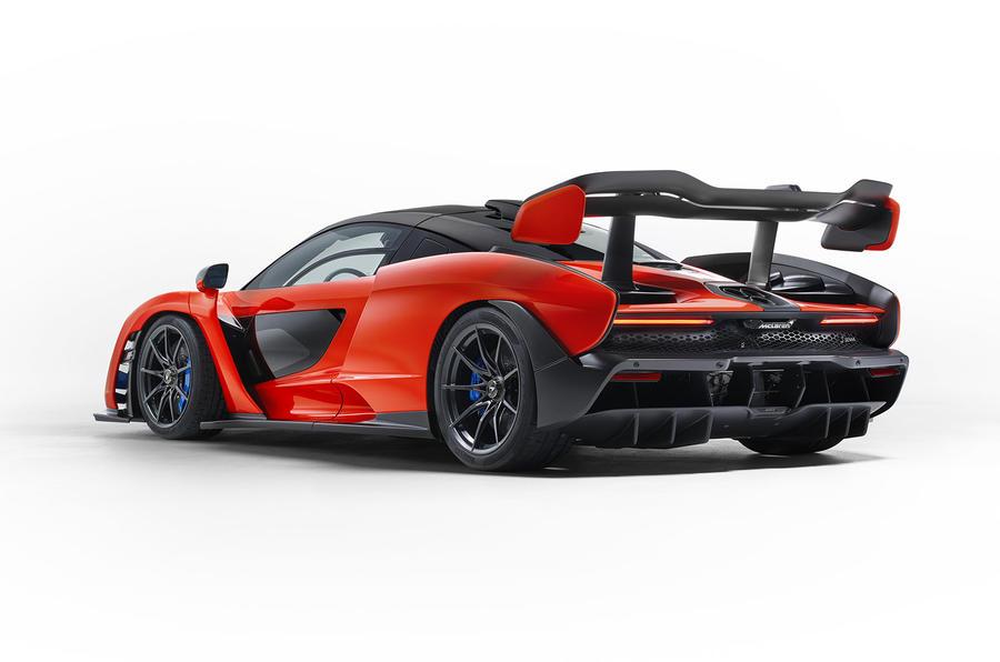McLaren Senna revealed: new track-focused hypercar produces 789bhp