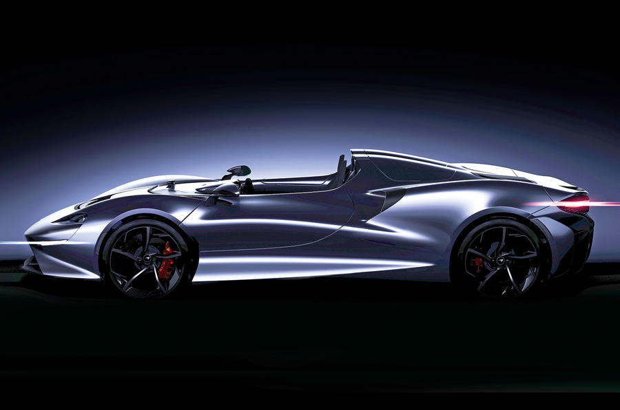 Supercar Driving Experience >> McLaren confirms new Ultimate Series speedster | Autocar
