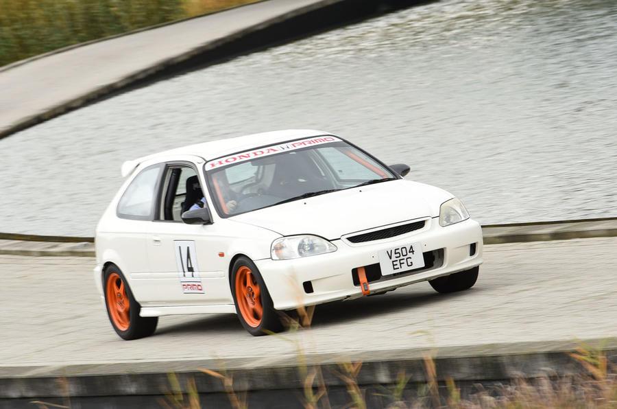 Honda Civic McLaren