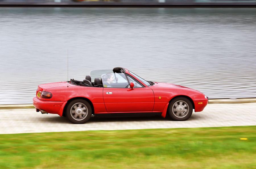 1990 Mazda MX-5 McLaren