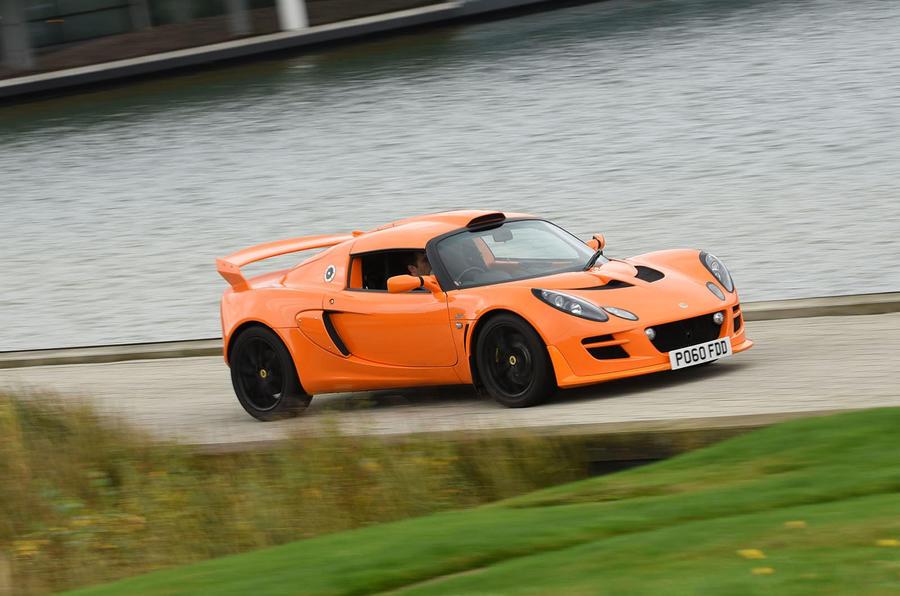 Lotus Exige McLaren