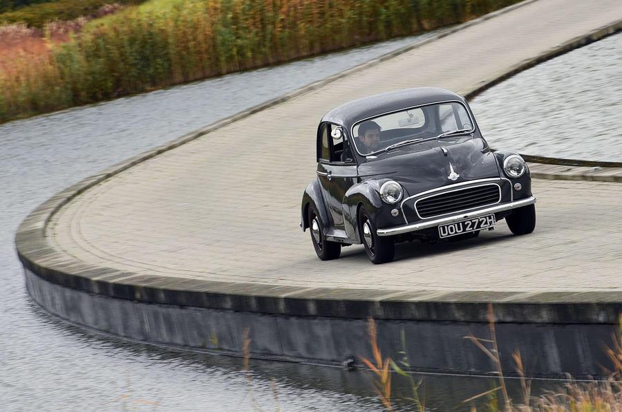 Morris Minor McLaren