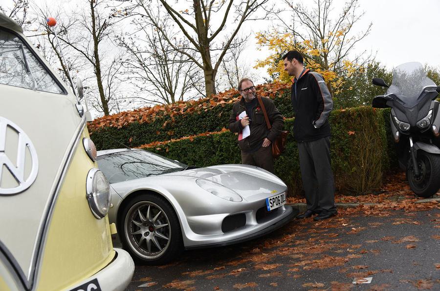 Noble M12 GTO-3R McLaren