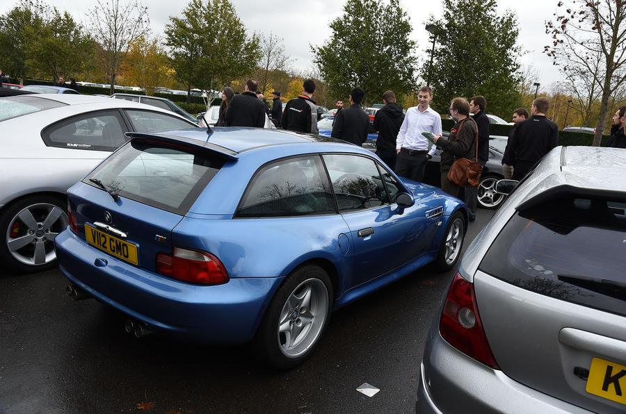 BMW Z3 M Coupé McLaren
