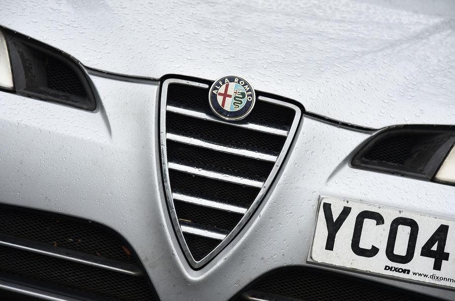 Alfa Romeo 166 3.0 Lusso McLaren