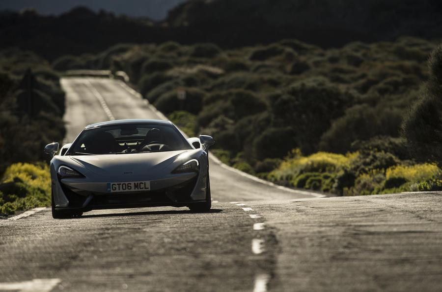 562bhp McLaren 570GT