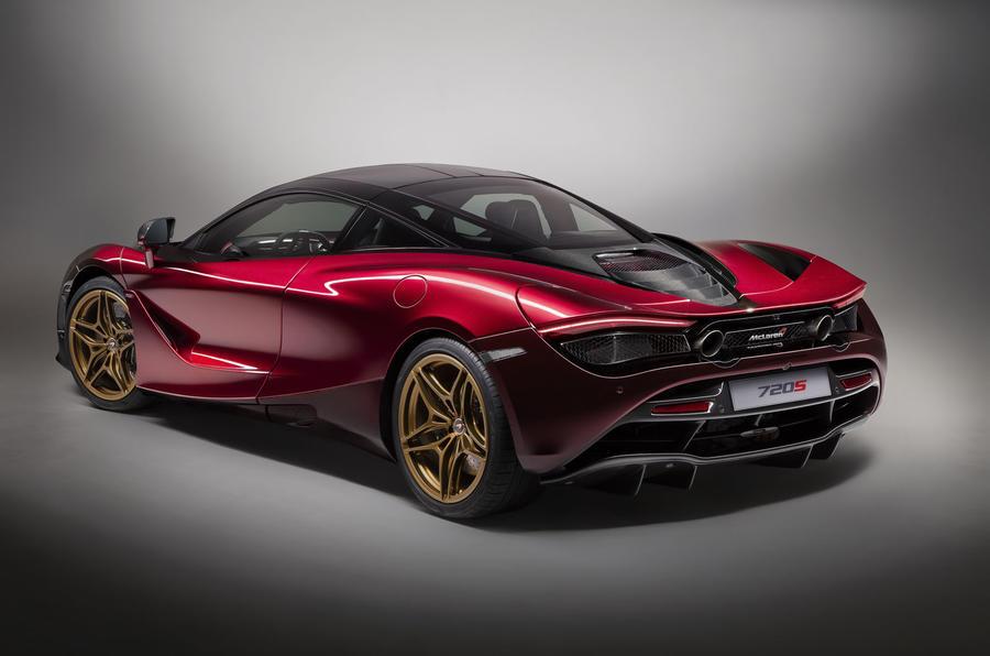 McLaren 720S Velocity