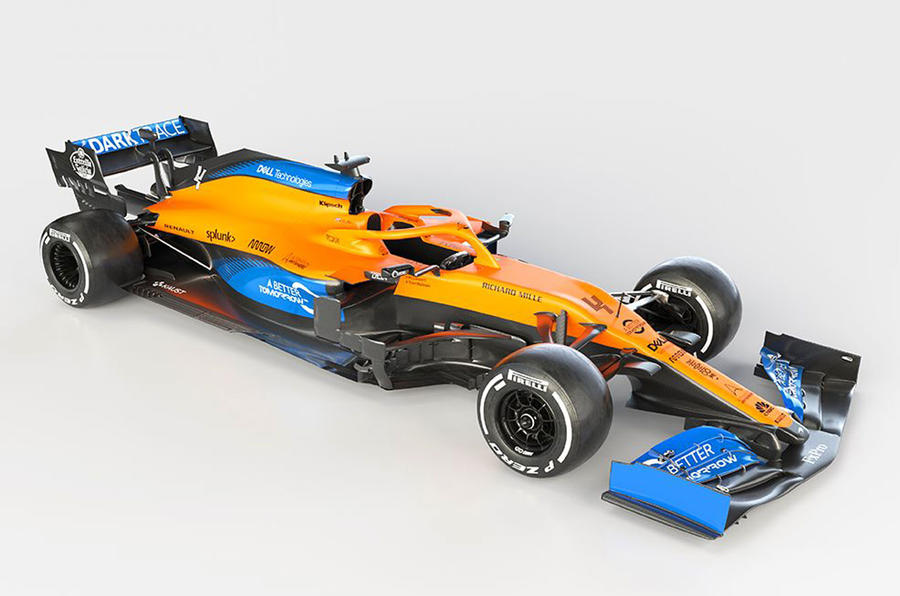 Formula 1 new cars 2020: McLaren revealed | Autocar