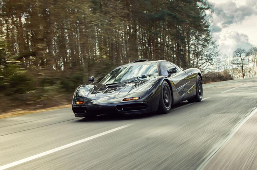 23: 1994 McLaren F1