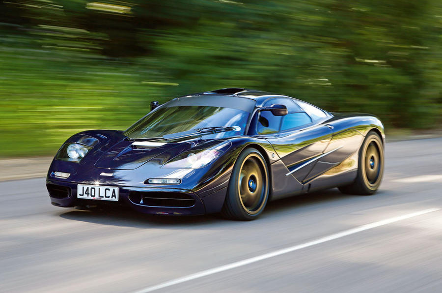 Gordon Murray Automotive T.50 supercar revealed