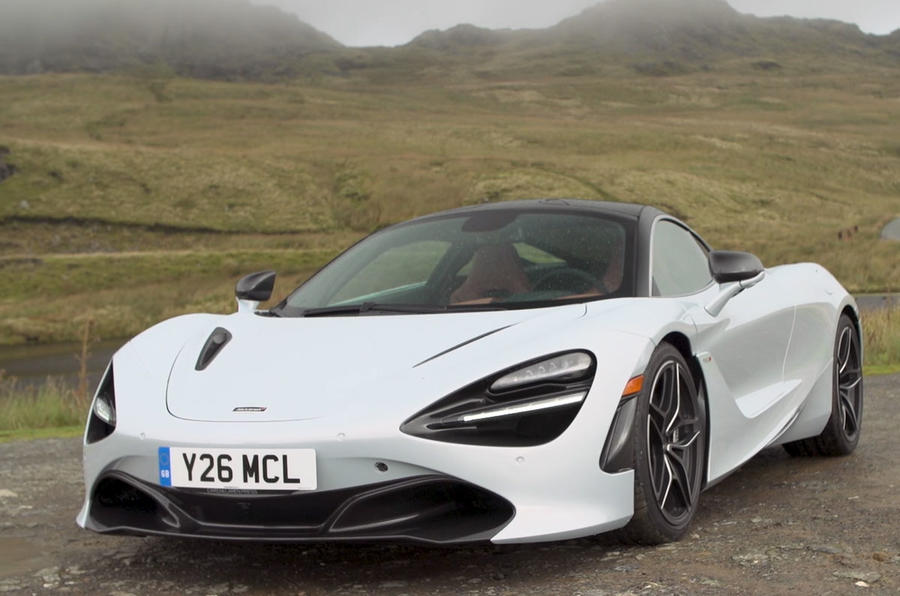 The McLaren 720S is the latest car from Woking to get a five-star verdict