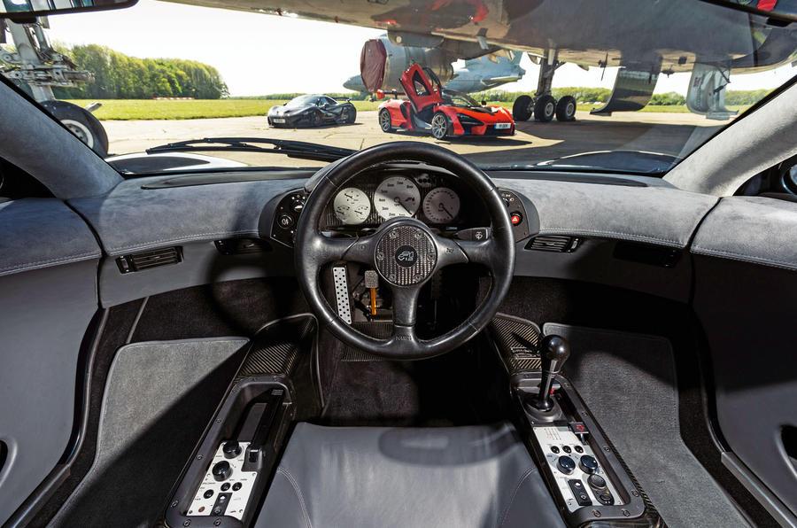 McLaren generations - F1 dashboard