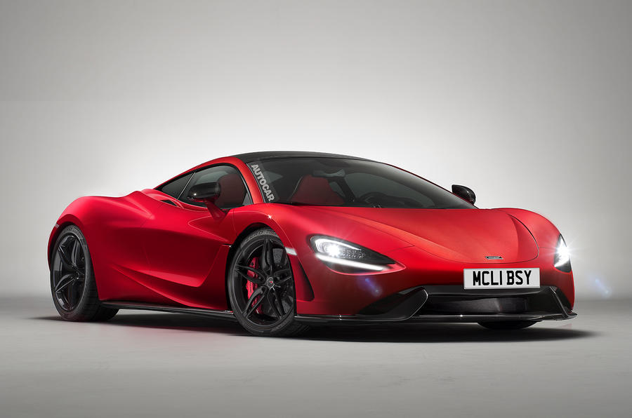 McLaren resorts to sick drifts to tease Geneva-bound supercar
