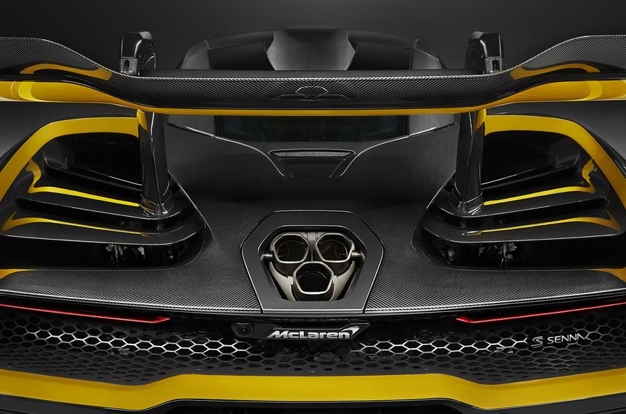 McLaren reveals MSO-customised Senna Carbon Theme ahead of Geneva motor show reveal