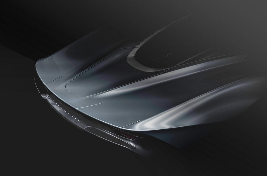 McLaren Speedtail preview image - October 12 2018