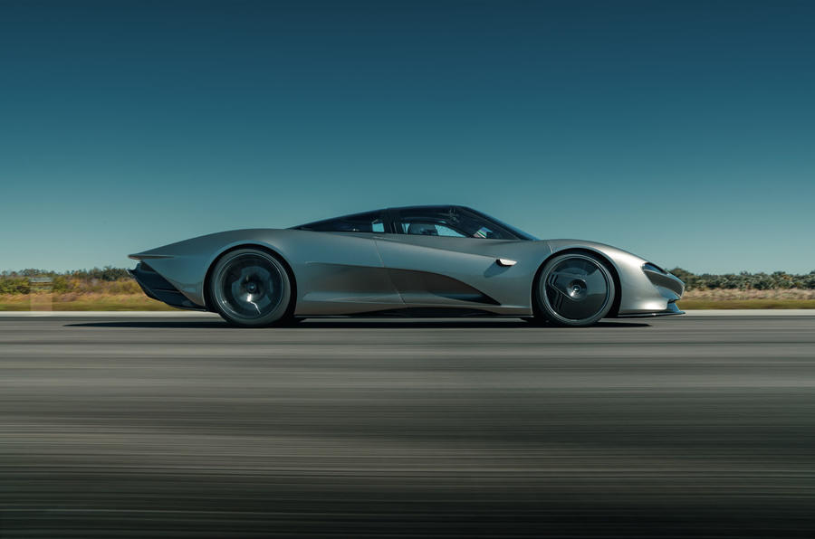 McLaren Speedtail Hits 250 MPH, Making It The Fastest McLaren Ever