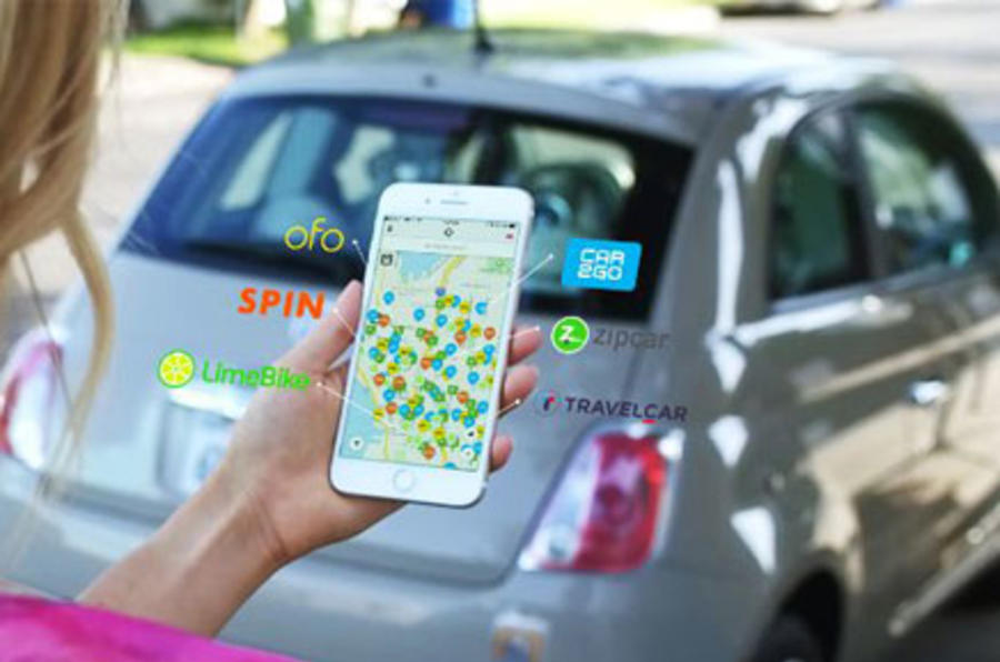 PSA enters US market with intelligent mobility app Free2Move