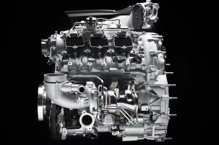 Maserati MC20: Nettuno V6 engine