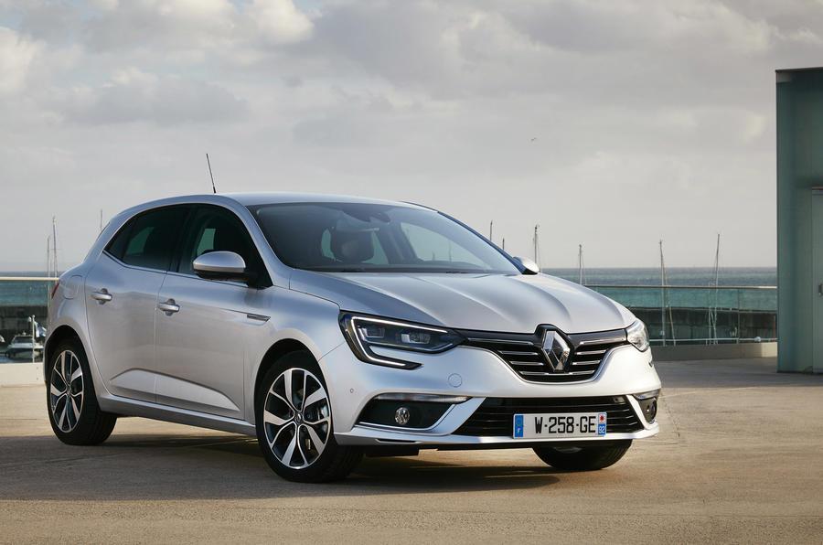3 star Renault Megane