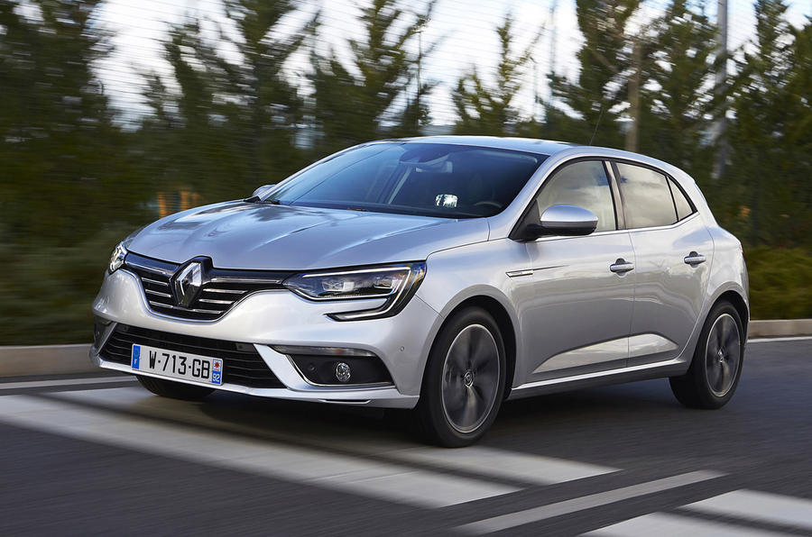 Renault Megane Energy dCi 130