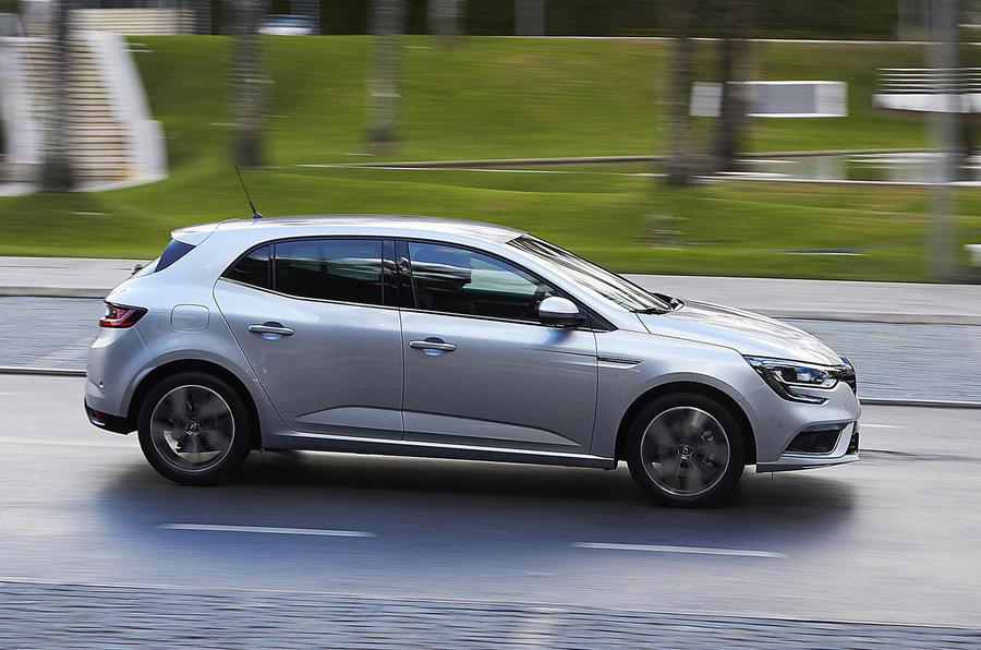 £20,000 Renault Megane
