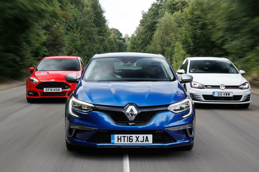 ... RS version in 2018. But can it uphold Renault's hot hatch honours