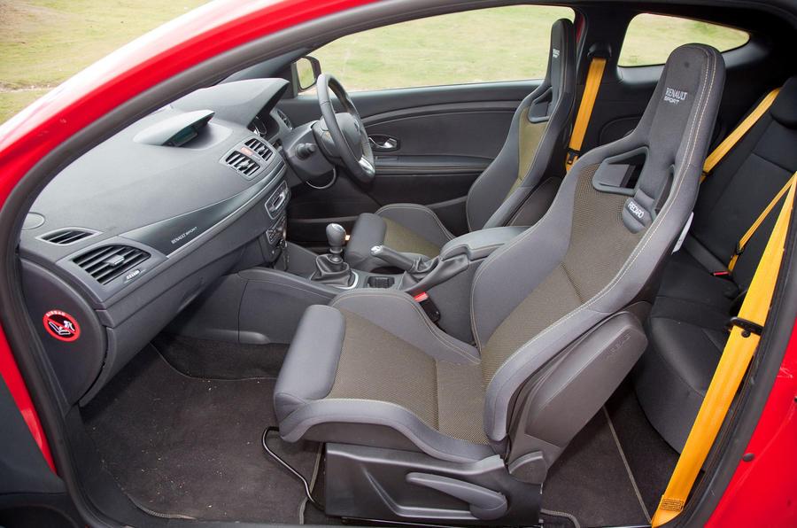 Renault Megane RS 2010 - interior
