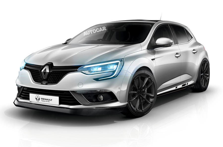 2018 Renault Megane Renault Sport To Get Five Doors Only Autocar
