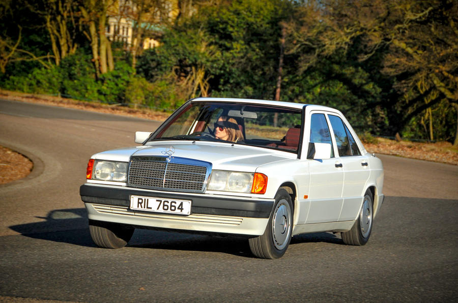 Past Masters: Mercedes-Benz 190 review | Autocar