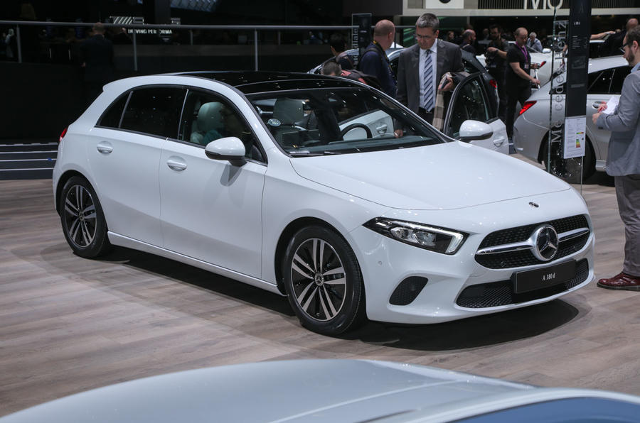2018 Mercedes-Benz A-Class: starting price confirmed as £ ...